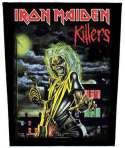 Parche para espalda IRON MAIDEN - Killers