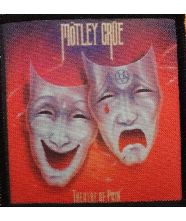 Parche MOTLEY CRUE - Theatre Of Pain