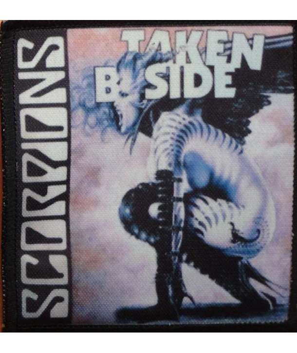 Parche SCORPIONS - Taken B Side