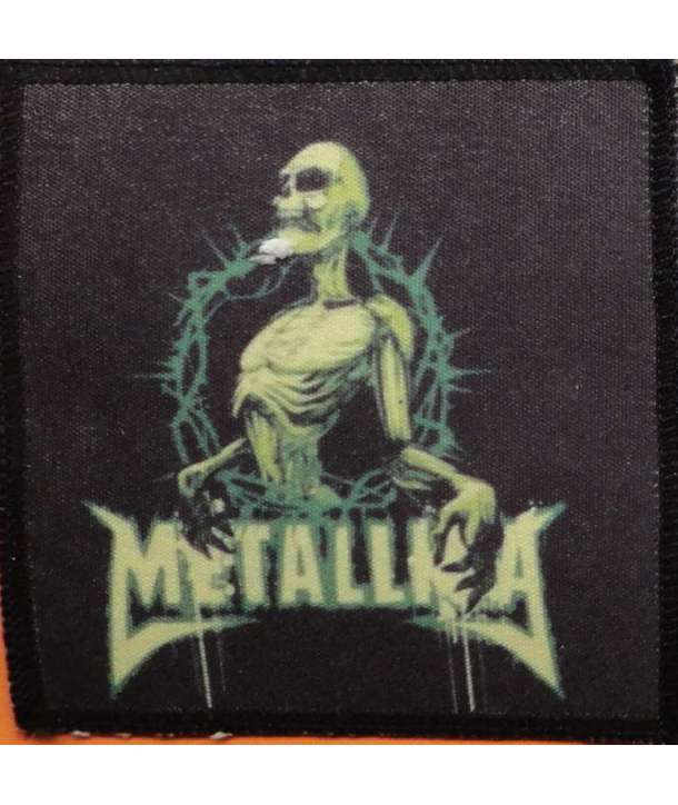 Parche METALLICA - Green Devil