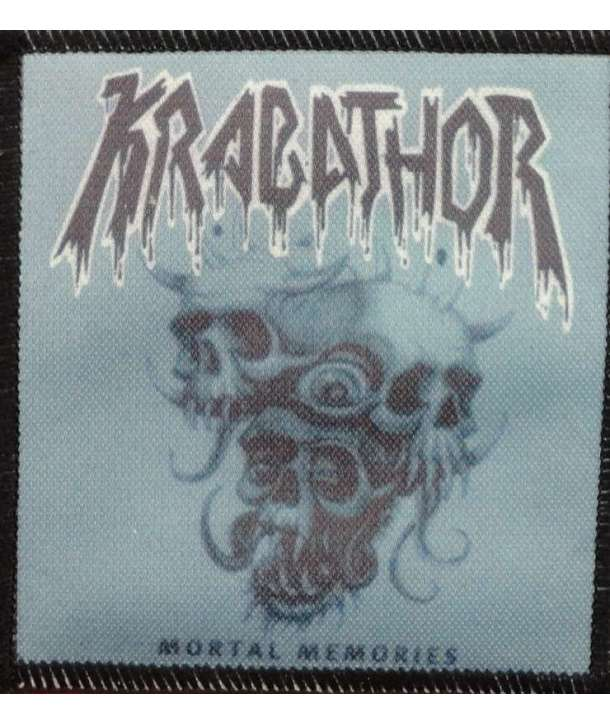 Parche KRABATHOR - Mortal Memories