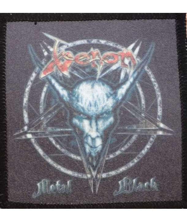 Parche VENOM - Metal Black